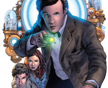 Review: Doctor Who #1