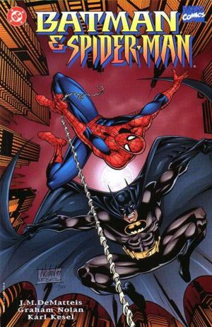 Batman Spider-Man
