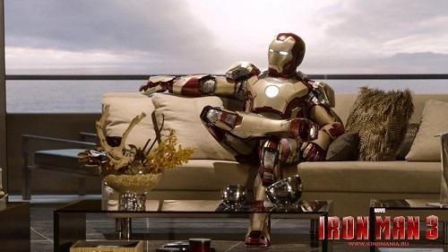 Iron Man 3 Sofa Small