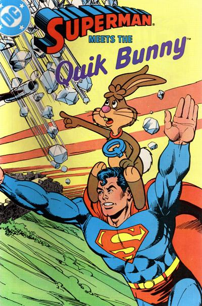 Superman quik Bunny