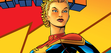 Review: Captain Marvel #1